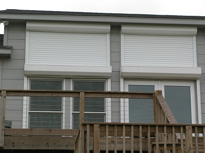 Remote Controlled Window Shutters